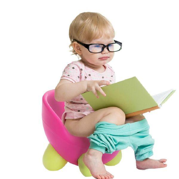 Kinder-Baby-Töpfchen-Kind-flippiger Toiletten-Trainingssitz