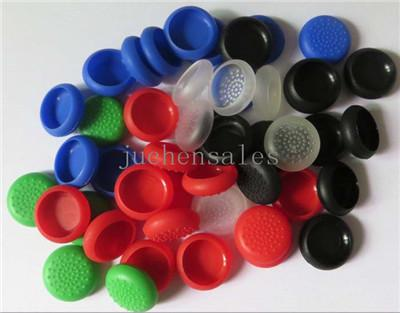 TPU Replacement Silicone Analog Controller Joystick Grips Caps Thumb Stick Covers For Xbox One Game Controllers