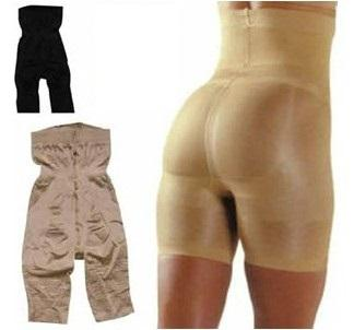 top popular Factory Price! 1000PCS California Beauty Slim Lift Extreme Body Shaper Body Shaping Garment slimming pants suit OPP PACKING 2021