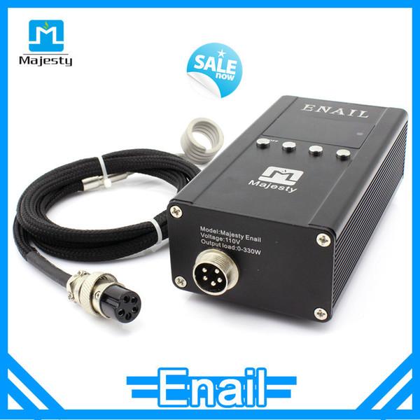 electric d nail e cigarette digital enail vaporizer kit enail kit dnail kit for dry herb smoking e-cigarette lowest unit price free shipping