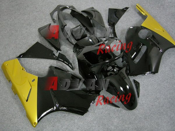 Yellow Black Fairings Bodywork kit Kawasaki Ninja ZX12R 2000-2001 free shipping+ 8 gifts +Stickers+Colorful flashing lights+Super bright LED