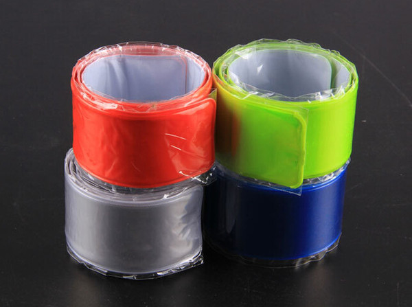 best selling Bike Cylcing Leg Pants Band Strap Reflective Belt without any printing, 4 colors available, 1000pcs lot