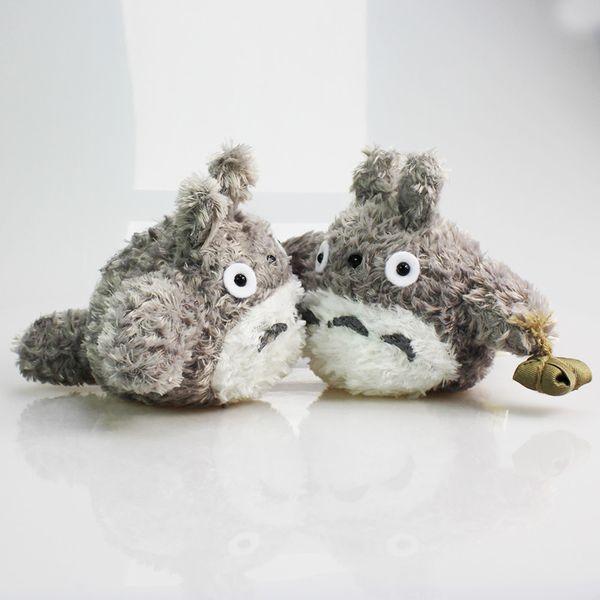 top popular Japanese Anime Miyazaki Hayao Cute Totoro Plush Stuffed Animal toy doll 13CM=5.12Inch 2019