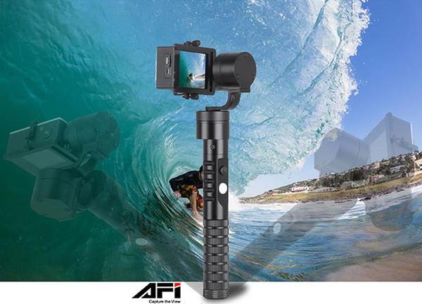2017-AFI VS-A5 Handheld Stabilisator Halter Stand Gimbal für Hero 5 4 3 Xiaomi yi AEE SJCAM Action Kameras