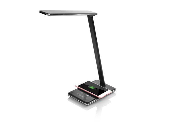 2019 Iphone Ipad Lightning Charging Wireless Charging Led Desk Table Lamp Touch Folding Eye Protect Light With Usb Port From Greenwatts 36 99
