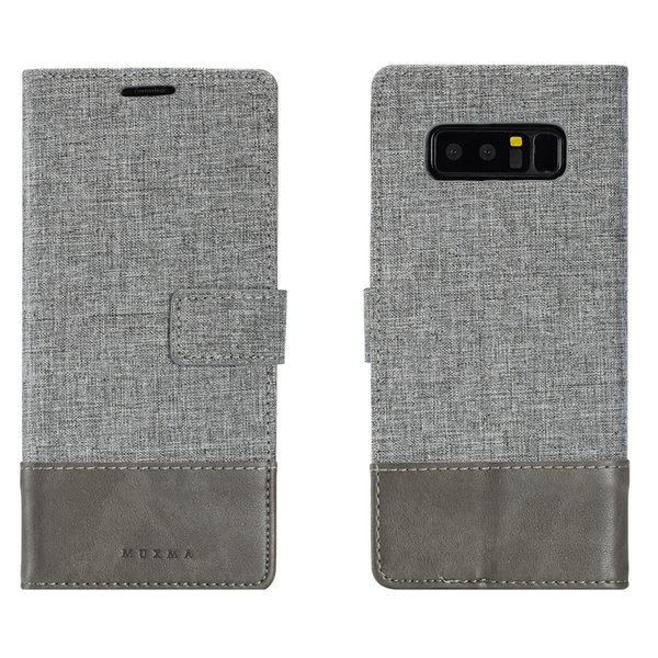 MUXMA бумажник кожаный чехол флип гибридный телефон случаях крышка для Samsung S7 Edge, S8, S8Plus, Note8 DHL бесплатная доставка