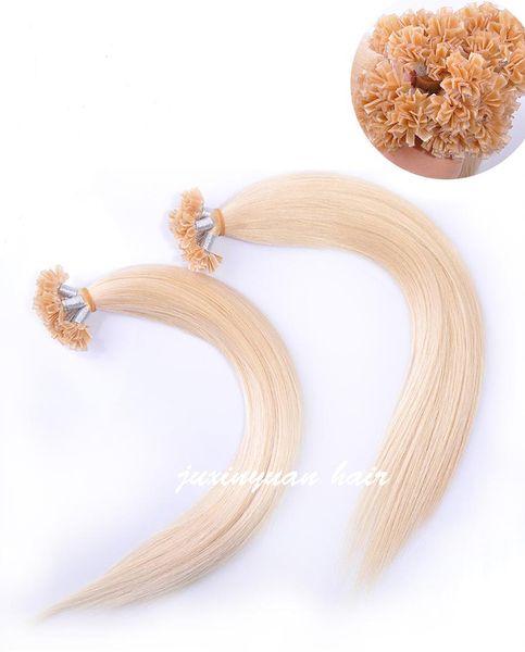 7A grade,high quality v tip hair extensions 0.5g/s 300s/lot 1# 1b# 2# 4# 6# 8# 24# 60# 613# 27# 99j# indian hair extensions