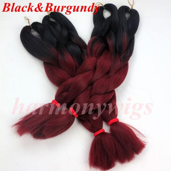 Black&Burdundy