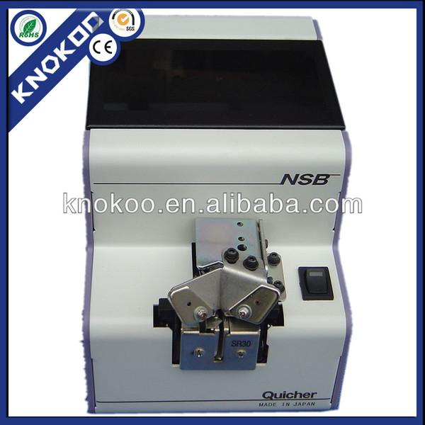 Spedizione gratuita! Prezzo di fabbrica NSB SR1.0 Coclea automatica industriale Coclea automatica con binario intercambiabile per viti M1.0