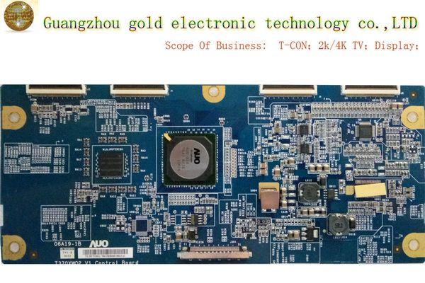 Original AUO logic board T370XW02 V1 06A19-1B T-CON board CTRL board Flat TV Parts LCD LED TV Parts