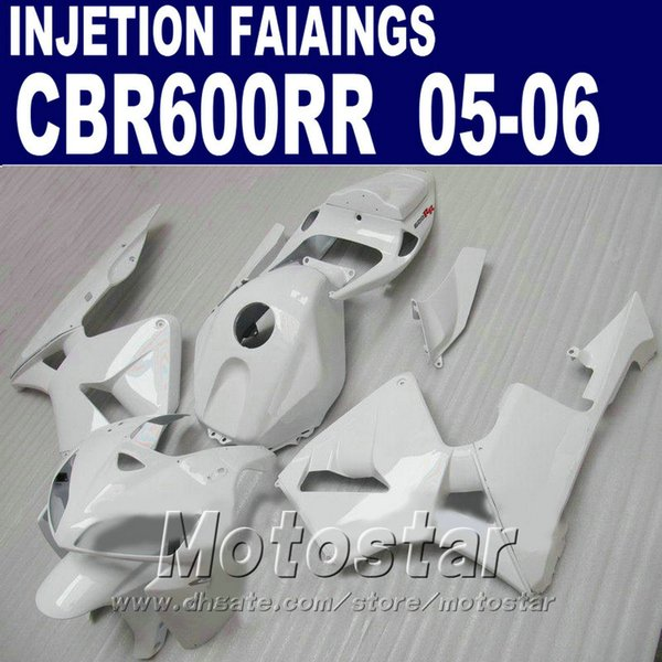 Cheap Injection Molding for HONDA CBR 600 RR fairings kit 2005 2006 cbr600rr 05 06 cbr 600rr motorcycle fairing kit vS5G