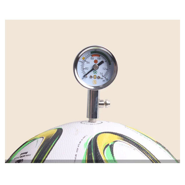 best selling Wholesale-Referee ball barometer basketball football volleyball balls Pressure Gauges Pressure Measuring Instruments All sport products