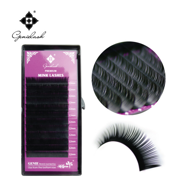 Wholesale- 0.05 JBCD Curl 4 Pcs/lot 3D Volume Eyelash Extension New Products Hot Selling Promotion Price
