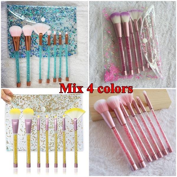 Style 5 7pcs / set mix color
