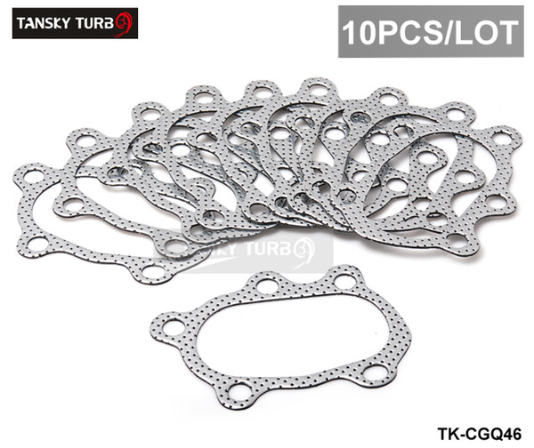 TANSKY - TURBOCHARGER Turbo GT25, GT28 5 BOLT TURBO OUTLET DUMP PIPE GASKET TK-CGQ46 Have In Stock