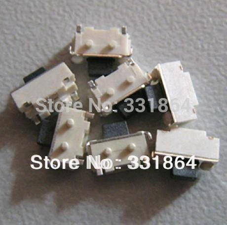 (1000 teile / los) 2X4X3,5mm, 2 * 4 * 3,5mm micro SMD Taktschalter seite taste schalter MP3 MP4 MP5 Tablet PC schalter (Ein modell)