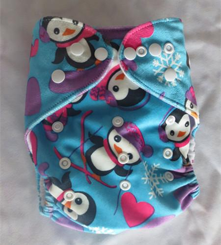 Wholesale Free Shipping 100 Sets With Microfiber Inserts-2015 Best Quality Suppier Cloth Diapers Minky Nappies Covers 100 pcs with insers
