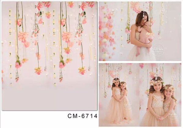 5X7ft New Props Studio Backgrounds For Baby Photos Muslin Computer Printed Digital Cloth Photography Backdrop Background