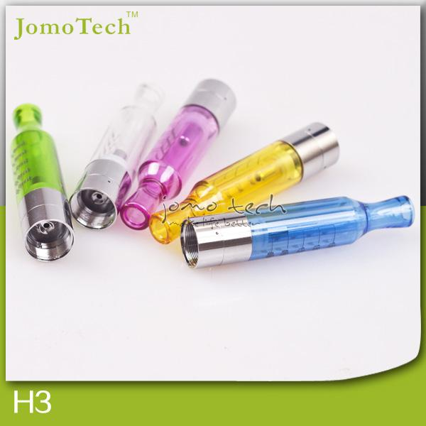 Wholesale-S-H3 Atomizer New GS H3 Cartomizer No Wick Replace CE4S for E cig E Cigarette Electronic Cigarette Kits for Ego t for all Ego