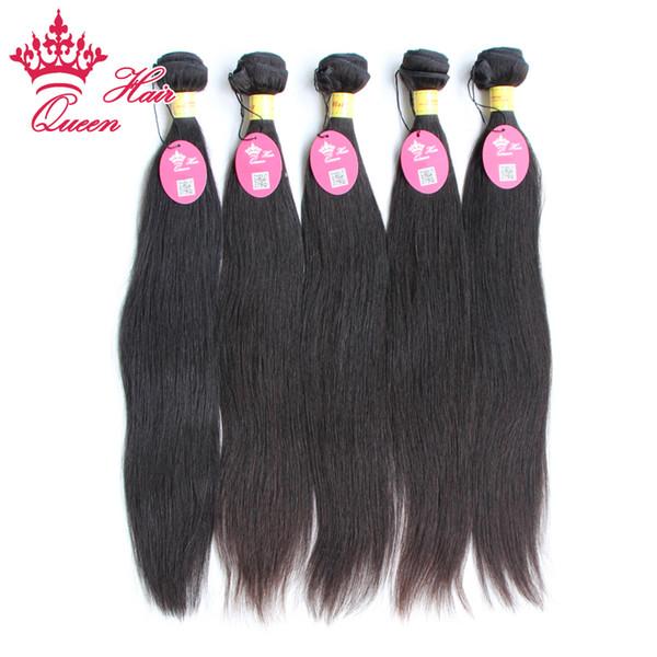 Capelli diritti vergini peruviani dei capelli di Remy 12