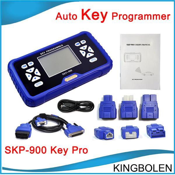 2017 Nouvelle Arrivée Super OBD SKP-900 SKP 900 OBD2 Programmeur Clé Automatique V2.3 OBDII SKP900 programmeur de clé de voiture DHL Livraison Gratuite