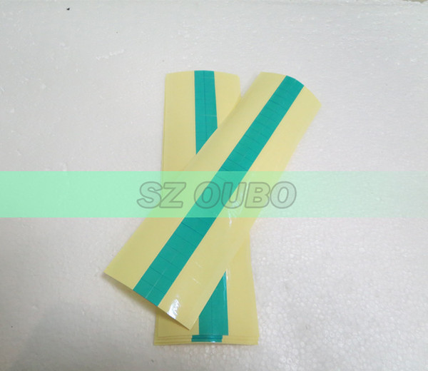 Easy to Tear Stickers, Tear OCA Adhesive, Tear Polarized,Tear Protective Film,for broken phone lcd separate,laminator 100pcs/lot