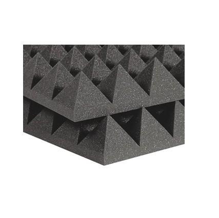 best selling Fireproof High Density Studio Soundproof Acoustic Pyramid Foam