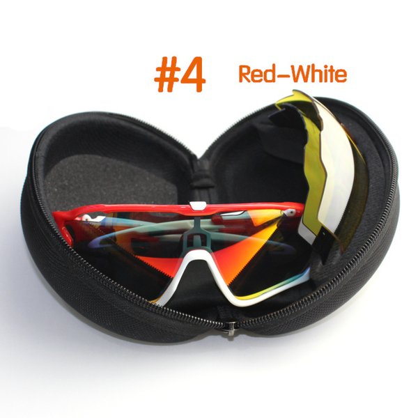d6c3fbb5ee6e New Polarized Cycling Glasses Racing Sport Cycling Sunglasses 3 Lens set cycling  eyewear bike bicycle