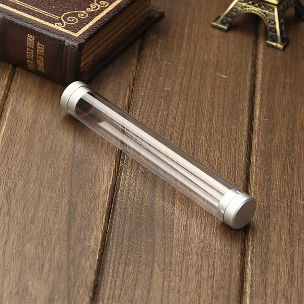 Pencil Case Promotion Package Boxes Transparent Box For Crystal Pen Ballpoint Pen Fountain Pen