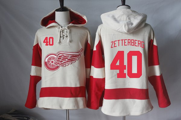 40 Henrik Zetterberg