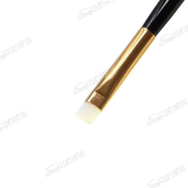 Pro Makeup Cosmetics Brush Tool Eyeshadow Concealer Goat Hair 7pcs Professional Makeup Brushes Set & Kits DHL Free Shipping
