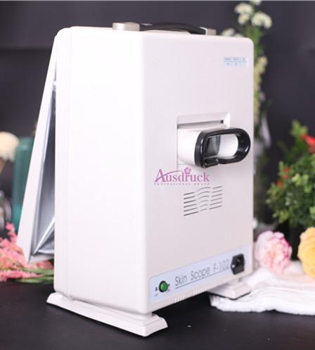 Nice Facial Skin Scope PORTABLE Analyzer boxtype Skin Diagnosis System beauty machine personal or salon use