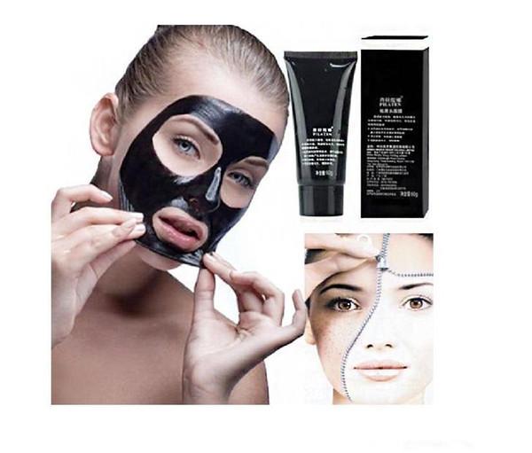 PILATEN Blackhead Remover Deep Cleansing Purifying Peel Acne Treatment Mud Black Mud Face Mask
