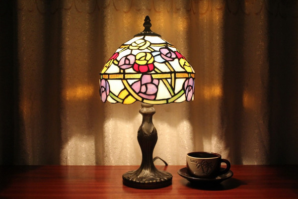 best wholesale ems free table lamps tiffany style designer stained