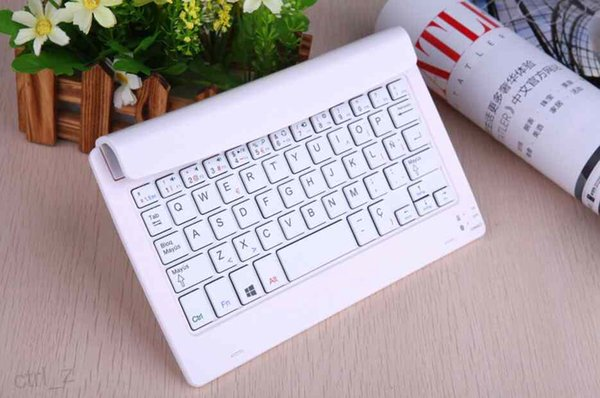 2b0c4dbfe07 Wireless Bluetooth Keyboard Stand For 8 inch Tablet PC Windows 10 Android  System with retail package