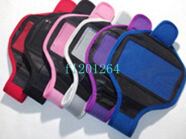 Fedex DHL Free Shipping Sport Armband Case Cover Pouch For Samsung Galaxy S5 S4 S3 Arm band bag,500pcs/lot