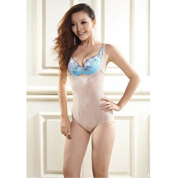 Gros-Sexy Corset Minceur Costume Shapewear Body Shaper Magic Sous-vêtements Bra Up Plus Taille Forme Porter Womens Taille Formateurs M L XL XXL 10S