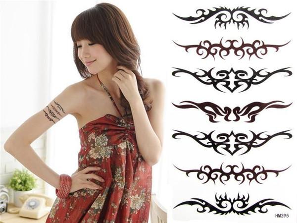 Order 10 $ (mix sipariş) ücretsiz kargo! Yeni Gelmesi fabrika hotsale Geçici dövme etiket su transferi dövme