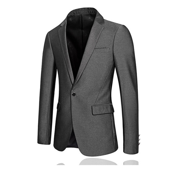 High Quality Men Suit Latest Coat Pant Designs Slim Fit Men's Suit Terno Masculino Plus Size Wedding Dress(Jacket+Pant) Gray Hot