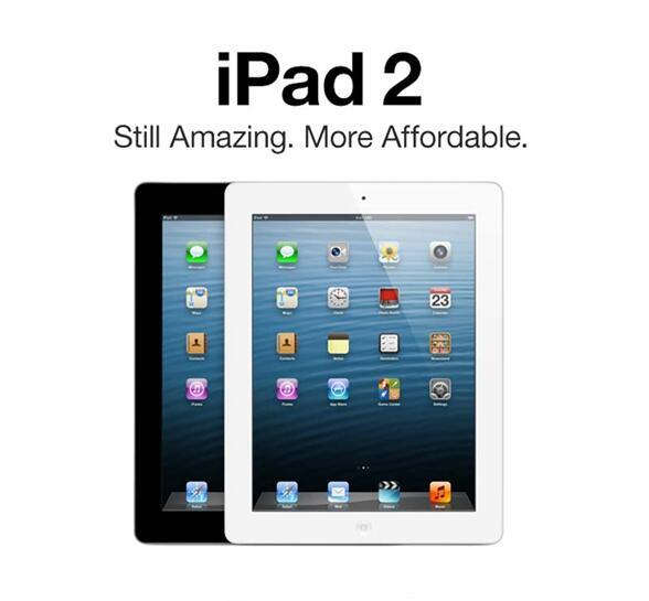 "best selling Refurbished iPad 100% Original Apple iPad2 16GB 32GB 64GB Wifi iPad 2 Apple Tablet PC 9.7"" IOS refurbished Tablet DHL"