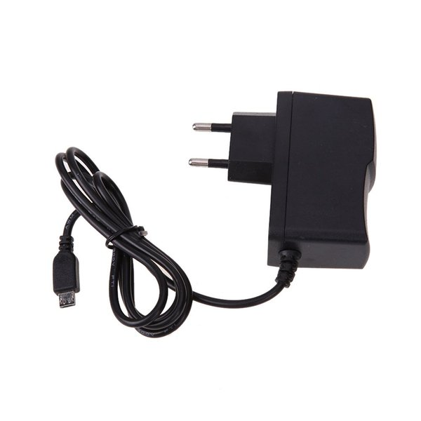 EU Plug AC To DC 5V 2A Micro USB Power Supply Charger Adapter Charging  Adaptors With Micro USB 5Pin For Raspberry Pi 3 Portable Charger Case  Portable