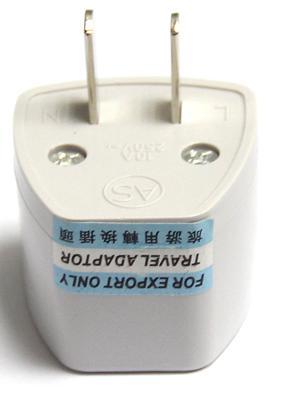 US 110V Plug