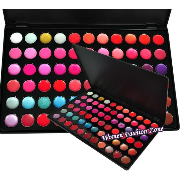 Wholesale-Brand New Professional Makeups Lip Tint 66 Colors Gorgeous Lip Gloss Lipsticks Palette Cosmetic Makeup Set of Lipsticks YNN