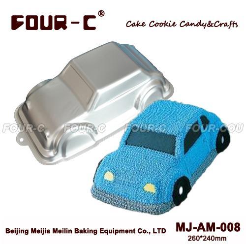 Car Shape Aluminum Cake Baking Pan Mold ,Baking Tools For Cakes ,Baking Supplies Hot Selling