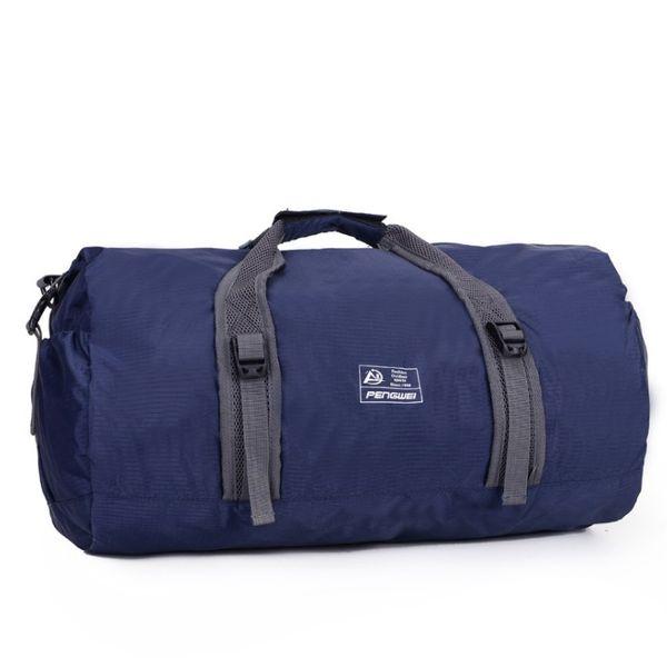 Bolsas de viaje al aire libre de gran capacidad Bolsas de viaje de equipaje Bolsas de hombro impermeables
