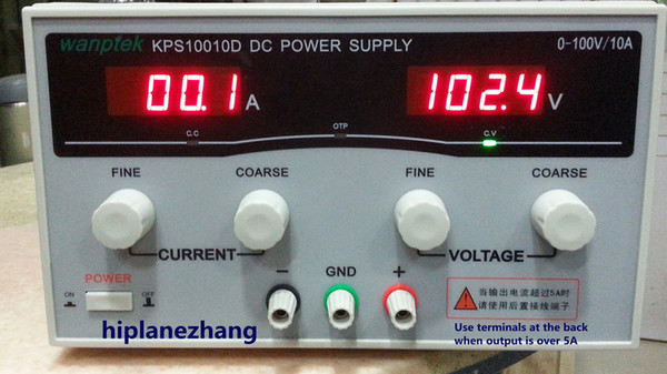 Adjustable Variable DC Switching Power Supply Output 0-100V 0-10A Support AC110-220V KPS10010D