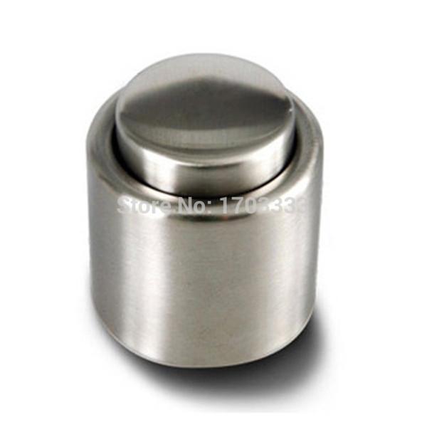 150PCS Stainless Steel Vacuum Sealed Red Wine Bottle Spout Liquor Flow Stopper Pour Cap Kitchen Tools