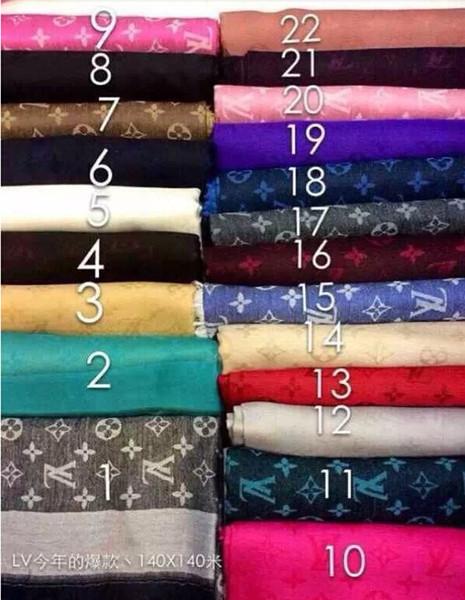 Pashmina Cashmere Silk Solid Shawl Wrap Unisex Long Range Scarf Women's Girls Ladies Scarf Wool Scarf Shawl Pashmina