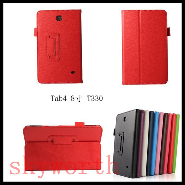 for ipad pro 9.7 10.5 2017 Samsung Galaxy Tab S2 S Folio flip Stand Leather Case Cover T710 T800 T560 T377