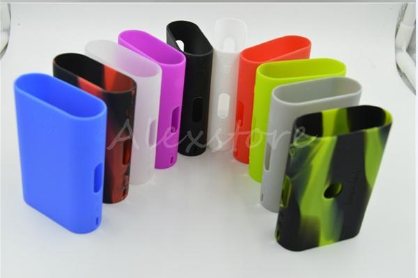 Silicone Case Silicon Cases Bag Colorful Rubber Sleeve Protective Cover Silica Gel Skin For kanger kangertech nebox tc 60w vs subox mini